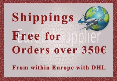 WorldWide Shipping from within Europe